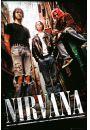 Nirvana Zespół - plakat - Nirvana