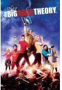 The Big Bang Theory - Teoria Wielkiego Podrywu - plakat - Seriale
