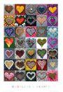 Madalenes Hearts - Kompilacja Serc - plakat - Młodzieżowe