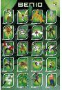 Ben 10 Compilation - plakat - Plakaty. Filmy dla dzieci