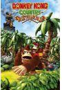 Nintendo Wii Donkey Kong Powraca - plakat - Gry