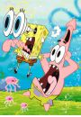 Spongebob Kanciastoporty Obsada - plakat 3D