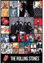 The Rolling Stones - Dyskografia - plakat - Rolling Stones