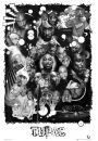 Tupac - 2 Pac Mix - plakat - Rap i Hiphop